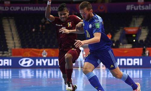 В Таиланде довольны выходом на Казахстан в 1/8 финала чемпионата мира-2021 по футзалу