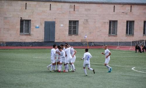 «Окжетпес» переиграл «Байконур» в матче Первой лиги