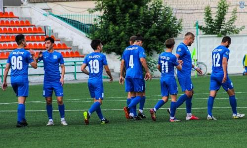 «Аксу» обыграл молодежку «Кайрата» и поднялся на второе место в Первой лиге