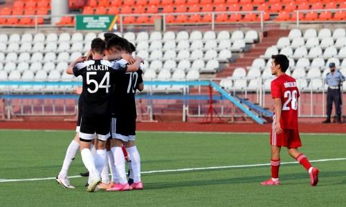 «Шахтер-Булат» не оставил шансов «Академии Оңтүстік» в матч Первой лиги