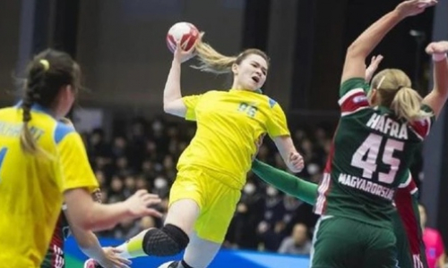 Женская сборная Казахстана потерпела первое поражение на чемпионате Азии