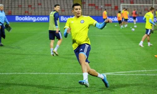 Стал известен состав сборной Казахстана на матчи против Боснии и Герцеговины и Финляндии