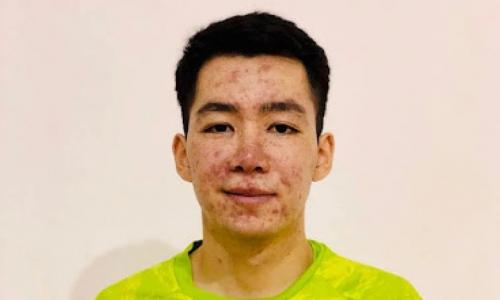 Казахстанский клуб объявил о подписании новичка