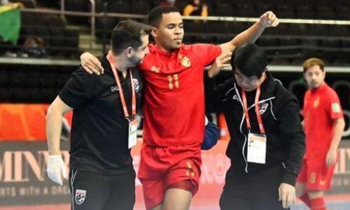 Сборная Таиланда узнала хорошие новости перед матчем с Казахстаном в плей-офф ЧМ-2021 по футзалу