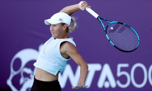 Путинцева проиграла во втором круге турнира WTA в Остраве