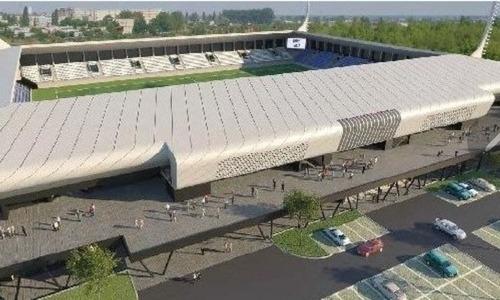 В Казахстане появится новый футбольный стадион. Подробности