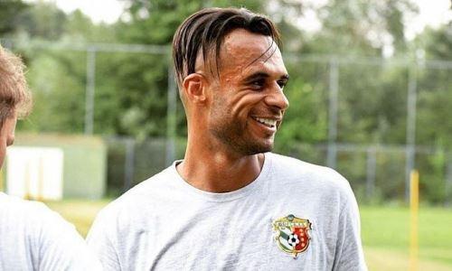 Эсеола после ухода из «Кайрата» провел 23 минуты за новый клуб и был переведен в дубль