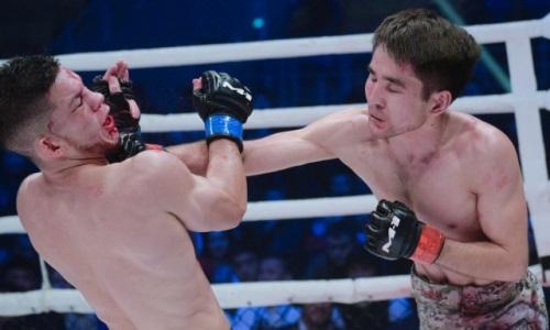 Экс-соперник Ашимова подписал контракт с казахстанским промоушном