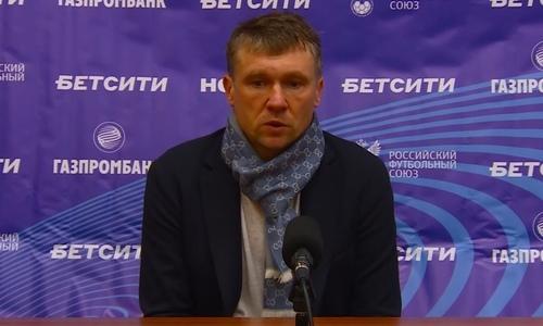 «Эта команда одна из немногих». Наставник «Ахмата» оценил «Кайрат-Москва» и назвал его главную особенность