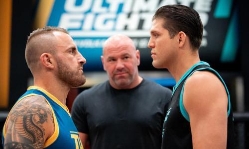 Прямая трансляция турнира UFC 266 с главным титульным боем Волкановски — Ортега