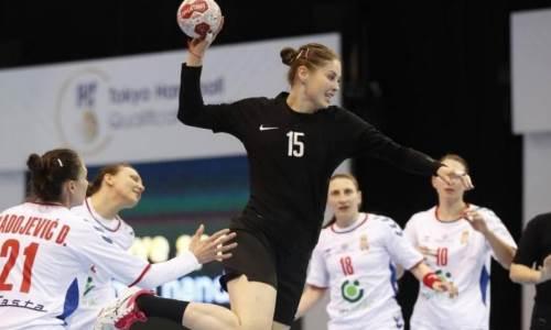 Женская сборная Казахстана будет бороться за «бронзу» чемпионата Азии