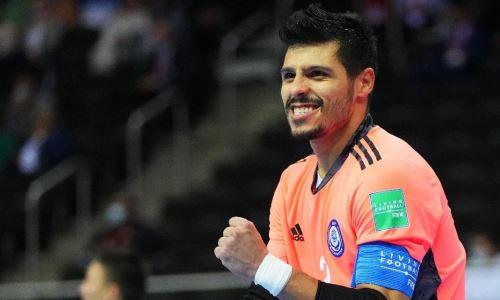 «С каждой маленькой победой мы выиграем эту войну!». Как мотивируют сборную Казахстана по футзалу на ЧМ-2021. Видео