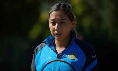 «Я всегда мечтала». Зарина Дияс дала обещание на исторический турнир WTA в Нур-Султане