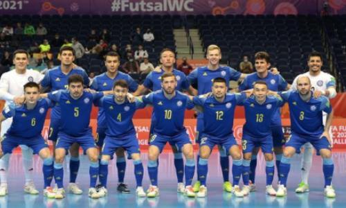 Ждем Узбекистан? Прямая трансляция матча за право сыграть с Казахстаном в четвертьфинале ЧМ-2021 по футзалу