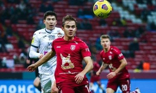 Известный футболист «Рубина» получил приглашение выступать за сборную Казахстана