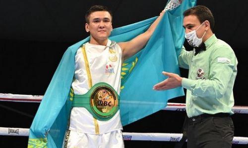 Казахстанский боксер вошел в ТОП-5 лучших проспектов Великобритании