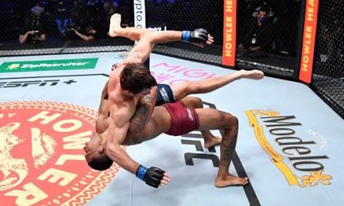 «Это часть игры». Казахстанский файтер сделал заявление после поражения в бою за контракт с UFC