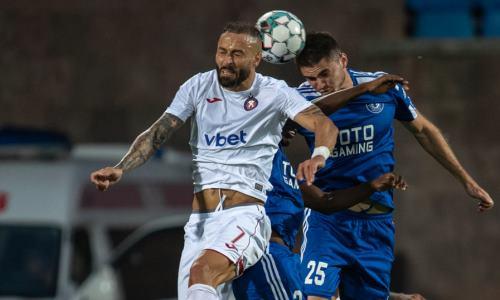Казахстанский защитник провел без замен шестой матч подряд вЕвропе. Его клуб непропускает пять игр кряду