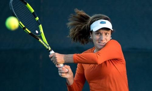 Казахстанская теннисистка не пробилась в полуфинал парного разряда турнира WTA в Остраве