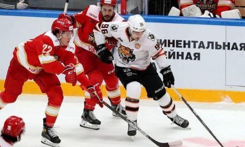 Соперник «Барыса» на Востоке КХЛ выиграл первый матч при новом тренере