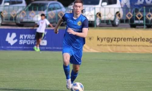 Экс-футболист молодежной сборной Казахстана сделал важный ассист за зарубежный клуб. Видео