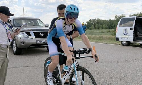 Казахстанский велогонщик финишировал в первой двадцатке на ЧМ  среди юниоров
