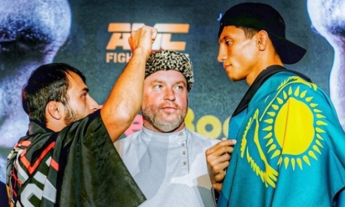 Казахстанский файтер проиграл в андеркарде у Куата Хамитова на турнире AMC Fight Nights
