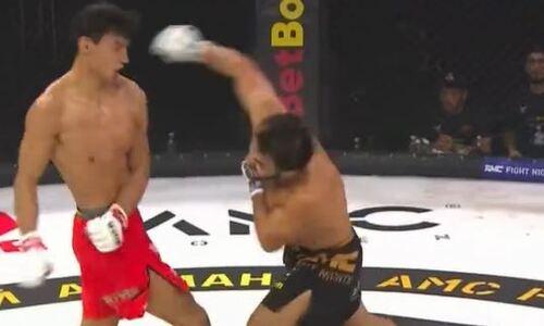 «Засудили с*ки». Казахстанский боец возмущен поражением соотечественника на турнире Fight Nights
