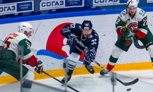 Клуб КХЛ проиграл по буллитам «Ак Барсу» и приблизился к «Барысу»