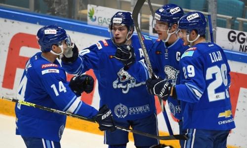 «Барыс» с трудом дома победил аутсайдера и прервал серию поражений в КХЛ