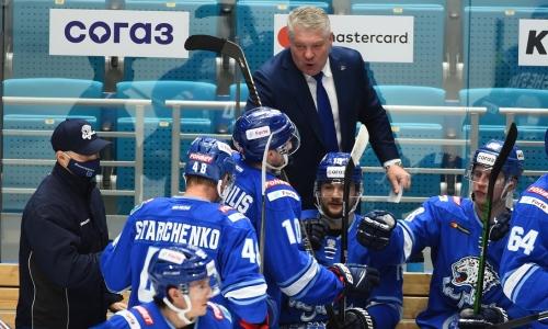 «Юрий Михайлис не стал ломать то, что работает». КХЛ разобрала победу «Барыса» над «Сибирью»