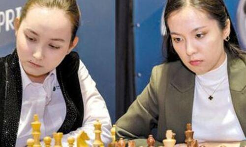 Казахстанские шахматистки завоевали медали на клубном чемпионате Европы