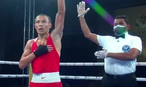 Казахстан выиграл первое «золото» на чемпионате мира по боксу среди военнослужащих