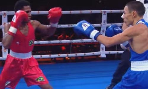 Видео боя, или Как Казахстан завоевал первое «золото» на чемпионате мира по боксу среди военнослужащих