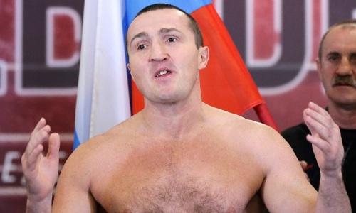 «Я даже не знаю, что сказать». Денис Лебедев возмущен победой казахстанского боксера