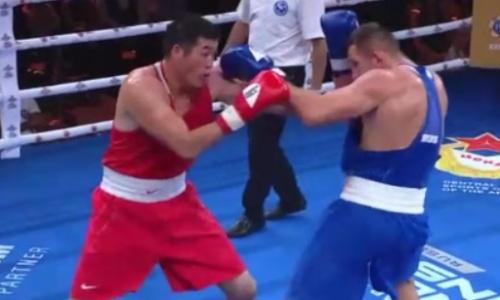 Видео боя, или Как Казахстан завоевал третье «золото» на ЧМ-2021 по боксу среди военнослужащих