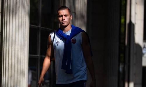 Казахстанский футболист перешел в зарубежный клуб