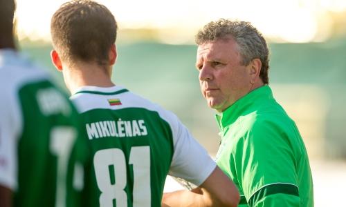 Европейский клуб казахстанского тренера не может выиграть в чемпионате третий матч подряд