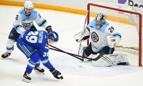 «Сработало старое хоккейное правило». В России назвали ключевой момент победы «Барыса» над «Сибирью»