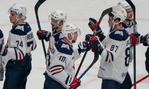 Одноклубник хоккеистов сборной Казахстана забил гениальный гол в КХЛ. Видео
