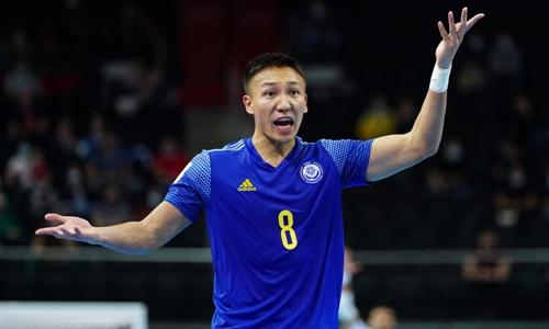 Сборная Казахстана узнала свои шансы на выход в полуфинал ЧМ-2021 по футзалу