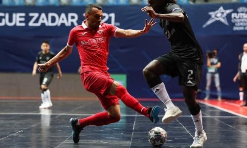 Стала известна причина отсутствия бразильца Эдсона в составе сборной Казахстана на ЧМ-2021 по футзалу