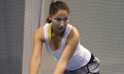 Три казахстанские теннисистки завершили выступление в квалификации Astana Open