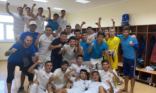 «Кыран» отправил четыре мяча «Игіліку» и временно перехватил лидерство в Первой лиге