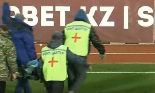 «Кайрат» потерял своего лидера перед матчем с «Базелем». Видео