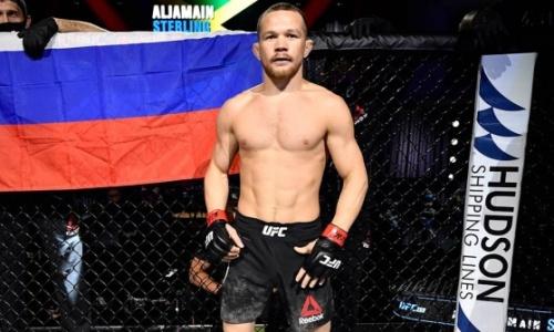 «Стерлинг сбежал, как подлый трус». Пётр Ян потребовал от UFC найти ему нового соперника