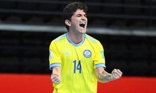 Дуглас рассказал, за кого будут болеть жители его родного города в матче Казахстан — Бразилия