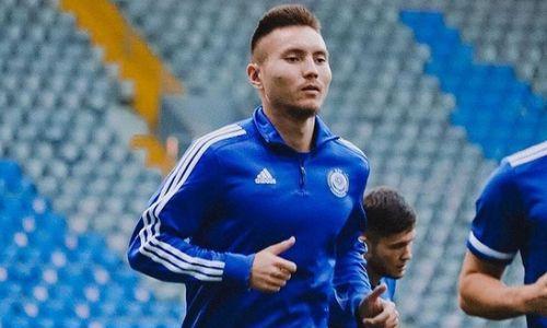 Игрок молодежной сборной Казахстана простился с клубом КПЛ за четыре тура до конца сезона