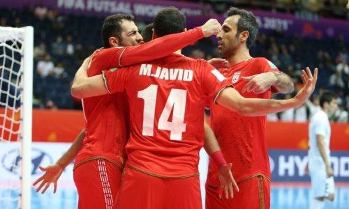 Защитник сборной Казахстана поделился ожиданиями от матча с Ираном в четвертьфинале ЧМ-2021 по футзалу