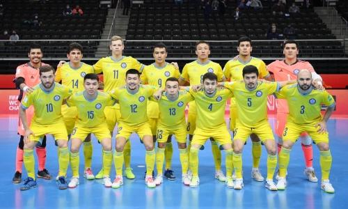 Сможет ли сборная Казахстана выиграть ЧМ-2021 по футзалу? Мнение одного из лидеров команды
